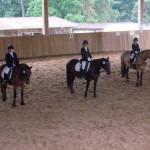 Reiterwettbewerb 2. Abteilung